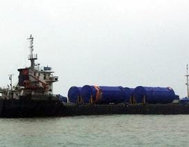2 tàu vỏ thép của ngư dân cứu thành công tàu 4 nghìn tấn hỏng máy