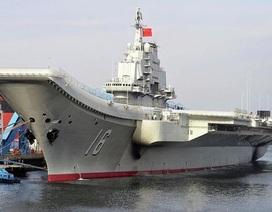 Tiết lộ về tàu sân bay mới của Trung Quốc