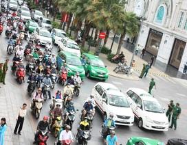"""Taxi truyền thống mong được Nhà nước """"giải cứu"""""""