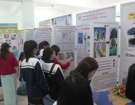 Quảng Trị: Hơn 165 thí sinh tham gia cuộc thi Khoa học kỹ thuật