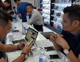 iPhone X đã giảm giá dưới 25 triệu đồng, đe dọa hàng chính hãng
