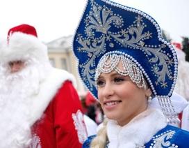 Vẻ đẹp của thiếu nữ khắp thế giới mùa lễ hội