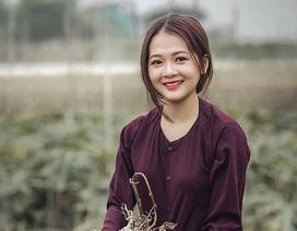 Xao xuyến vẻ đẹp của người con gái thôn quê