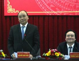 Thủ tướng: Sẽ đầu tư cho khu đô thị Đại học Huế