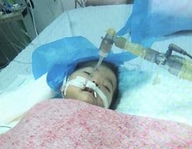 Hà Nội: Tiêm nhầm kali đường uống, bé 6 tháng tuổi nguy kịch?