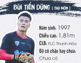 """""""Chết cười"""" với chùm ảnh profile """"chế"""" của các cầu thủ U23 Việt Nam"""