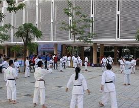 Đà Nẵng dành nhiều tỉ đồng xây dựng sân tập thể thao ở các trường học