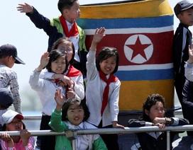 Góc ảnh hiếm về cuộc sống của trẻ em Triều Tiên