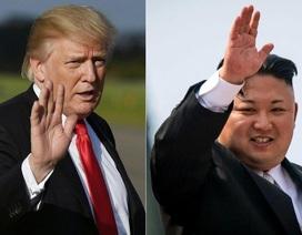 Ông Trump tuyên bố sẵn sàng đối thoại với Triều Tiên