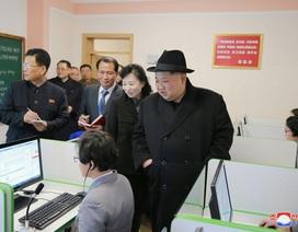 """Ông Kim Jong-un thăm trường sư phạm """"tầm cỡ thế giới"""" tại Triều Tiên"""