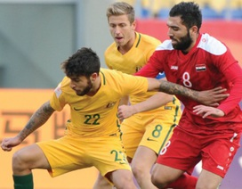Nhìn từ trận với U23 Syria, U23 Australia đáng sợ ở điểm nào?