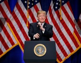 Ông Trump tính chi 716 tỷ USD cho ngân sách quốc phòng năm 2019
