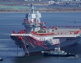 Trung Quốc khởi động đóng tàu sân bay thứ ba?