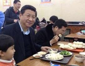 """Gắn thông điệp chống tham nhũng, """"suất ăn Tập Cận Bình"""" gây sốt ở Trung Quốc"""