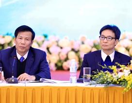 """Phó Thủ tướng Vũ Đức Đam: """"Bóng đá Việt Nam chỉ nói thôi không ăn thua"""""""