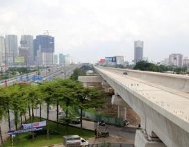 2018, TPHCM tiếp tục ứng ngân sách trên 1.000 tỷ đồng cho metro số 1