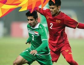 Báo giới, CĐV Iraq chỉ trích thậm tệ đội nhà sau trận thua U23 Việt Nam