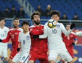 """HLV Syria: """"Tôi đã sao chép lối chơi của U23 Việt Nam"""""""