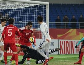 HLV U23 Syria lo lắng trước trận chiến quyết định với U23 Việt Nam