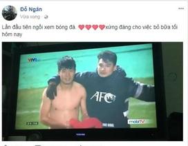 Cộng đồng mạng tột độ niềm vui cùng U23 Việt Nam