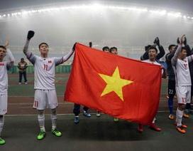 Tuyển thủ U23 Việt Nam nói gì sau khi vào tứ kết giải châu Á?