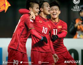 Người hâm mộ châu Á vỡ òa, chúc mừng U23 Việt Nam vào bán kết