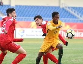 U23 Australia dễ dàng đánh bại Syria tại giải U23 châu Á