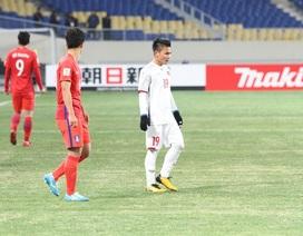 """""""U23 Việt Nam đã chơi phòng ngự tốt trước U23 Hàn Quốc"""""""