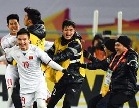 Siêu phẩm đá phạt của Quang Hải trước Uzbekistan được ví với Messi