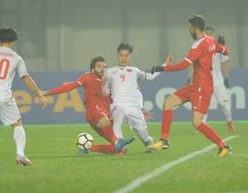 """""""Thể lực không tốt, nhưng U23 Việt Nam đã chơi quá hay trước Syria"""""""