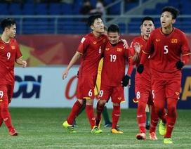 """""""Trận U23 Việt Nam - U23 Iraq như ván bài lật ngửa"""""""