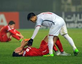 Kiệt sức sau trận hòa Syria, U23 Việt Nam xả trại chờ đấu Iraq