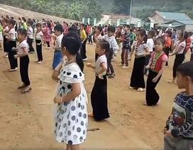 Ấn tượng thầy trò vùng cao xứ Thanh cùng nhảy Cha cha cha