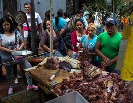 Venezuela siêu lạm phát 440.000%, tiền mất hoàn toàn giá trị