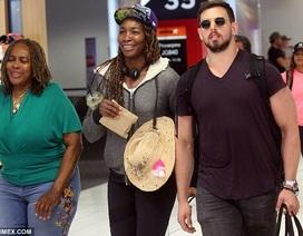 Venus Williams hạnh phúc bên bạn trai triệu phú điển trai kém tuổi