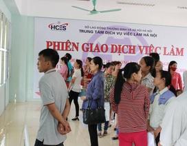 Hà Nội: Tăng cường kết nối cung cầu thị trường lao động