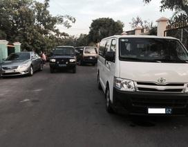 TPHCM: Thuê xe công để tiết kiệm ngân sách