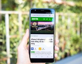 Đập hộp smartphone tràn viền đầu tiên của Asus tại Việt Nam