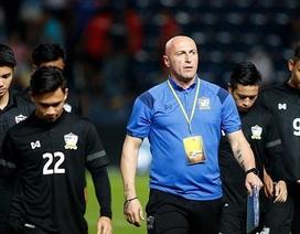 Trắng tay ở giải châu Á, HLV U23 Thái Lan mong U23 Việt Nam vào tứ kết