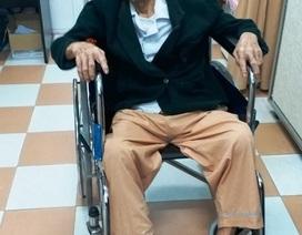 Cụ ông 105 tuổi hóc xương heo trong khi ăn bún sáng