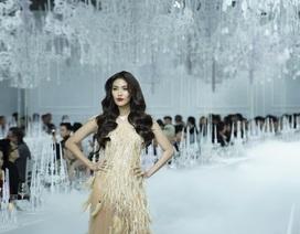 """Loạt người đẹp khoe sắc với tinh thần """"tự do"""" tại show diễn của nhà thiết kế Lý Quí Khánh"""