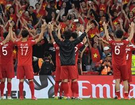 Đội tuyển Việt Nam chờ tài của thầy Park để viết tiếp giấc mơ châu Á