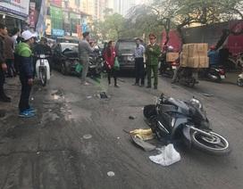 21 người chết do tai nạn giao thông ngày đầu tiên nghỉ Tết