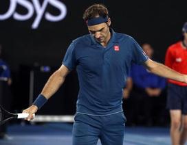 Australian Open: Federer, Sharapova bị loại, Nadal vào tứ kết