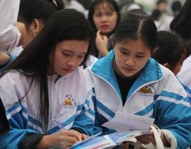 Những lưu ý bổ ích đối với học sinh trước kỳ thi THPT quốc gia 2019