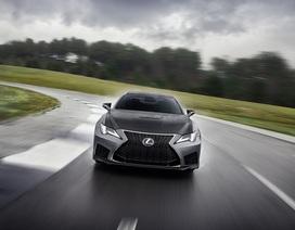 """Lexus """"chơi sang"""" khi nâng cấp thêm cho mẫu xe thể thao RC F coupé"""