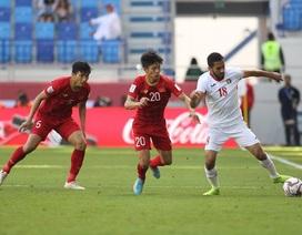 HLV Jordan thừa nhận đội nhà đã sợ hãi trước đội tuyển Việt Nam