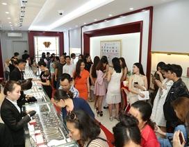 Chỉ trong 3 năm Huy Thanh Jewelry phủ 19 showroom trên khắp cả nước!