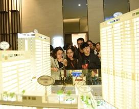 Khu phức hợp siêu sang đầu tiên ở Việt Nam ra mắt công trình cuối cùng