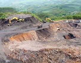 """Yêu cầu làm rõ trách nhiệm của doanh nghiệp """"đẻ"""" ra núi phế thải """"quái dị"""" tại Bắc Giang"""